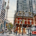 King and John Streets, Toronto –sold