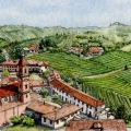 Le Langhe Wine Country, Italy – sold