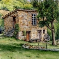 Le Marche Cottage – sold