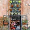 Lunch on Via Dei Coronari, Rome –sold