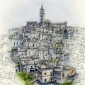 Matera Hillside
