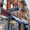 New York Bagel Shop –sold
