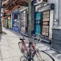 Nolita Bike Rack, NYC –sold