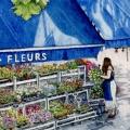 Paris Flower Shop –sold