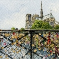 Paris Love Locks – sold