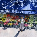 Parisian Affliction of Floral Indecision –sold