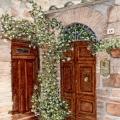 Pienza Doors