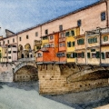 Ponte Vecchio, Florence –sold