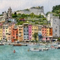 Portovenere Harbour –sold