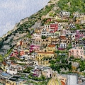 Positano Hillside – sold