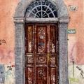 Roman Door 2 –sold