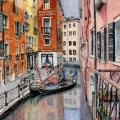 San Marco Canal –sold