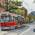 The Red Rocket, Toronto –sold