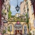 Through A Naples Portal –sold