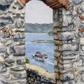 Through a Portovenere Portal –sold