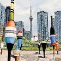 Toronto Bobbers –sold