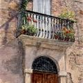 Tuscan Doorway –sold