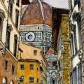 Via dei Servi Florence –sold