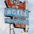 Vintage Oakville Sign –sold