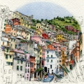 Downtown Riomaggiore