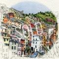 Downtown Riomaggiore sold