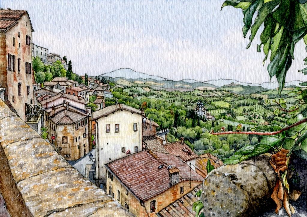 Montepulciano Vista