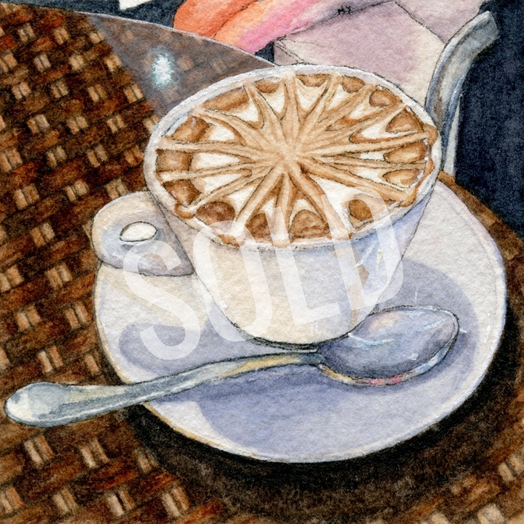 Coffee In Formia SOLD