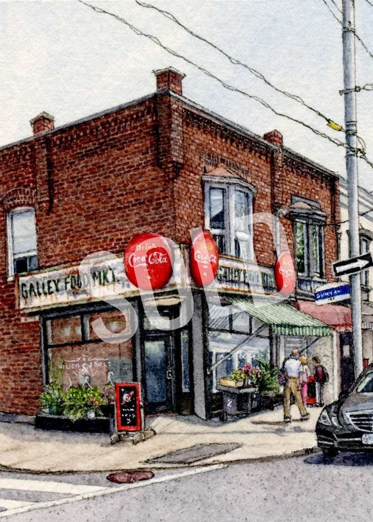 Roncesvalles and Galley Ave, Toronto SOLD