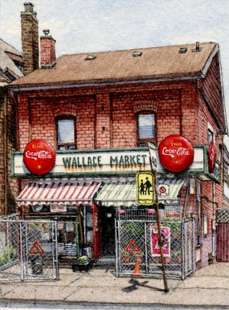 Symington and Wallace Ave, Toronto